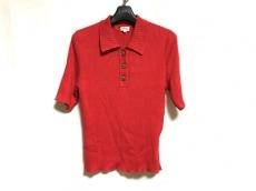 フォクシー 半袖ポロシャツ サイズ40 M レディース美品  レッド