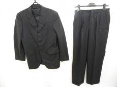 タケオキクチ シングルスーツ サイズ2 M メンズ美品  黒×グレー