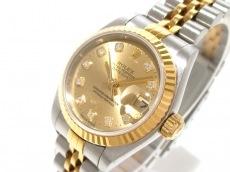 ロレックス 腕時計 デイトジャスト 69173G レディース ゴールド
