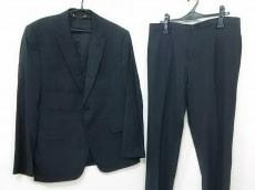ドルチェアンドガッバーナ シングルスーツ サイズ52 L メンズ 黒
