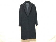 ノーベスパジオ コート サイズ38 M レディース 黒 ロング丈/冬物