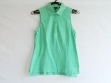 ラペルラ ノースリーブポロシャツ サイズ42 L レディース golf