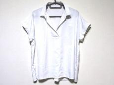 VIS(ヴィス) 半袖シャツブラウス サイズF レディース美品  白