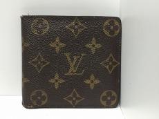 LOUIS VUITTON(ルイヴィトン) 2つ折り財布 モノグラム M61665