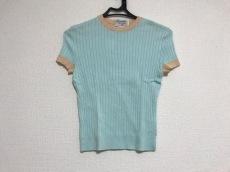 CHANEL(シャネル) 半袖セーター サイズ40 M レディース美品