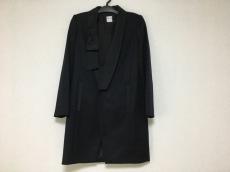バレンチノ コート サイズ2 M レディース 黒 リボン