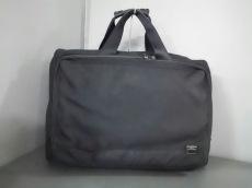 PORTER/吉田(ポーター) ビジネスバッグ - 黒 ナイロンキャンバス