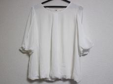 VIS(ヴィス) 七分袖カットソー サイズF レディース美品  白 レース