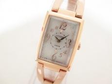 シチズン 腕時計美品  Wicca B035-S051843 レディース アイボリー