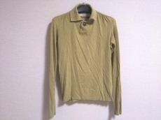 キャピタル 長袖ポロシャツ サイズ1 S レディース美品  カーキ