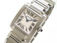 カルティエ 腕時計美品  タンクフランセーズSM W51008Q3 レディース