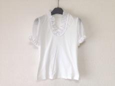 ランバンコレクション 半袖カットソー サイズ40 M レディース 白