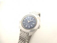 OMEGA(オメガ) 腕時計 - - レディース パープル