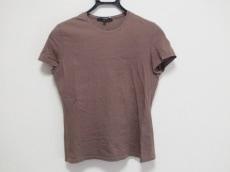 GUCCI(グッチ) 半袖Tシャツ サイズL レディース ダークブラウン