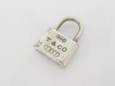 ティファニー ペンダントトップ美品  1837ロック シルバー
