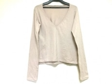 Kiton(キートン) 長袖Tシャツ サイズ44 L レディース美品  ピンク