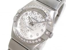 OMEGA(オメガ) 腕時計美品  コンステレーション 123.15.24.60.52.001
