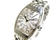 フランクミュラー 腕時計 トノーカーベックス レリーフ 1752QZ SS