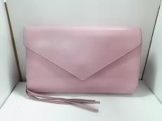 バレンシアガ 長財布 ペーパーマニージップアラウンド 371661 ピンク