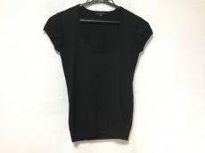 theory(セオリー) 半袖セーター サイズ2 S レディース美品  黒
