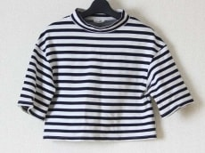 フレイアイディー 半袖カットソー サイズF レディース 白×黒