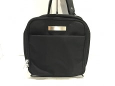 ポルシェデザイン ショルダーバッグ美品  黒 2way ナイロン