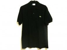 Lacoste(ラコステ) 半袖ポロシャツ サイズ3 L メンズ 黒