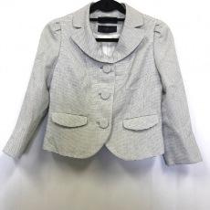 COTOO(コトゥー) ジャケット サイズ38 M レディース美品  白×黒