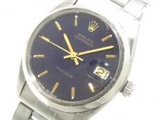 ROLEX(ロレックス) 腕時計 オイスターデイト 6694 メンズ 黒