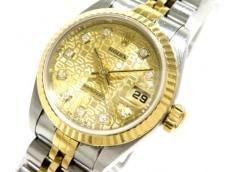 ロレックス 腕時計 デイトジャスト 79173G レディース ゴールド