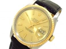 ROLEX(ロレックス) 腕時計 デイトジャスト 16233 メンズ ゴールド