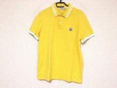 MONCLER(モンクレール) 半袖ポロシャツ サイズL メンズ美品
