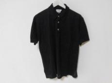 HERMES(エルメス) 半袖ポロシャツ サイズL メンズ 黒
