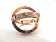 HERMES(エルメス) スカーフリング - 金属素材 ゴールド