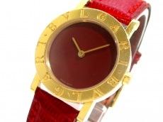 ブルガリ 腕時計 ブルガリブルガリ BB26DGL レディース レッド