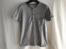 REMI RELIEF(レミ レリーフ) 半袖Tシャツ メンズ グレー
