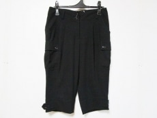 アイシービー ハーフパンツ サイズUSA4 S レディース美品  黒 七部丈