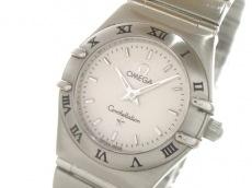 オメガ 腕時計 コンステレーションミニ 1562.30 レディース シルバー