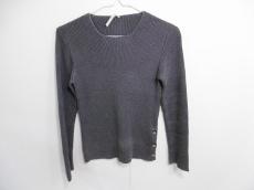 HERMES(エルメス) 長袖セーター サイズME レディース ダークグレー