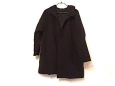 FENDI(フェンディ) コート メンズ美品  黒 UOMO/ジップアップ/冬物
