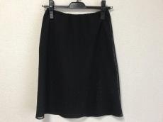 VIVIENNE TAM(ヴィヴィアンタム) スカート レディース美品  黒