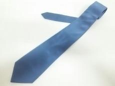 DRAKE'S(ドレイクス) ネクタイ メンズ ブルー