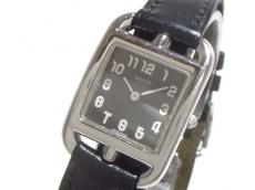 エルメス 腕時計 ケープコッド CC1.210 レディース ダークグレー