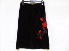 ヴィヴィアンタム ロングスカート サイズ0 XS レディース 花柄/刺繍