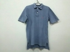 ポロラルフローレン 半袖ポロシャツ サイズS メンズ ブルー