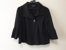INDIVI(インディビ) ジャケット サイズ40 M レディース 黒