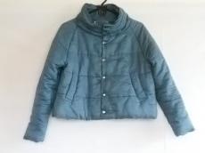 KBF(ケービーエフ) コート サイズF レディース美品  ブルー