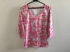Rady(レディ) 七分袖カットソー レディース ピンク×白×パープル