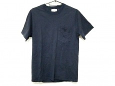 HYKE(ハイク) 半袖Tシャツ サイズ2 M レディース ネイビー
