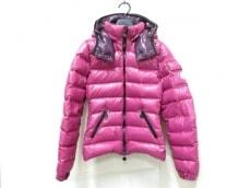 モンクレール ダウンジャケット サイズ00 XS レディース ピンク 冬物